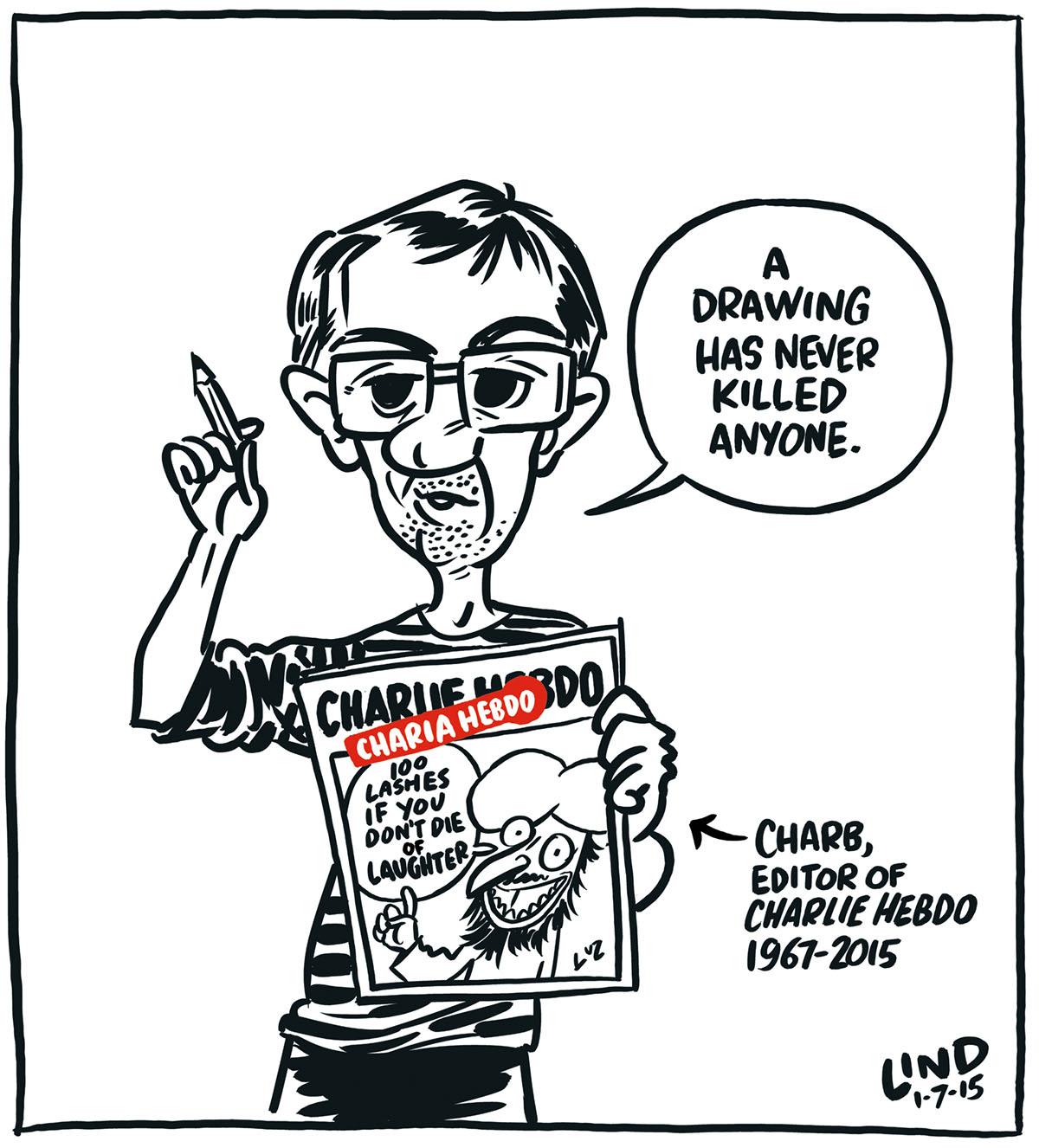 Lind_Charb_CharlieHebdo_sm
